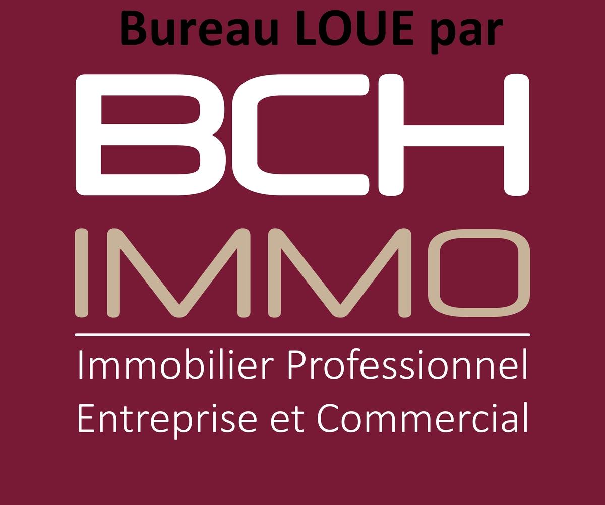 BCH IMMO agence immobilière spécialisée en vente et location de bureaux lumineux à Marseille 13006 ,