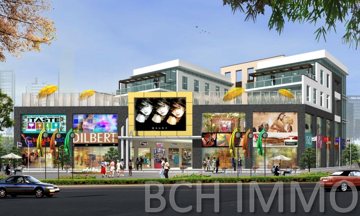 L'agence immobilière BCH IMMO spécialiste en immobilier professionnel, d'entreprise et commercial à Plan de Campagne vous propose la location de ce local commercial situé au coeur de la zone commerciale de Plan de Camapgne 13480