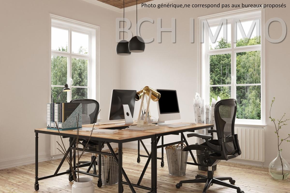 L'agence immobilière BCH IMMO, spécialiste en immobilier professionnel, d'entreprise et commercial à Marseille, vous propose ces bureaux à louer situés à Saint-Barnabé à Marseille 13012