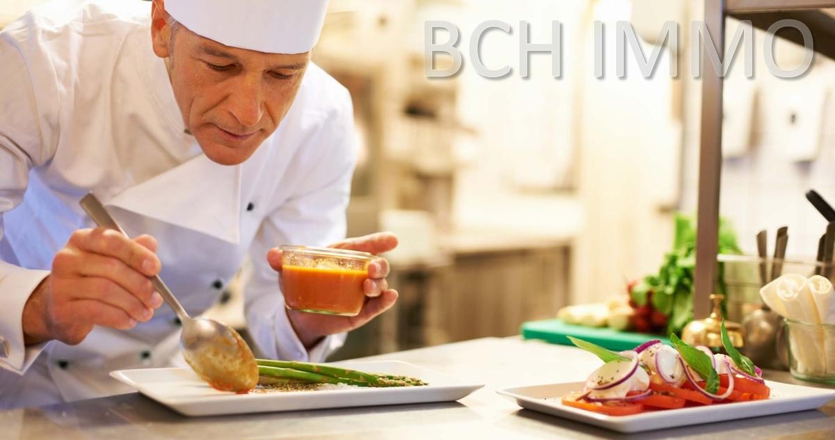 BCH IMMO agence immobilière spécialisée en vente de fonds de commerce de restaurant avec terrasse à Marseille 13006