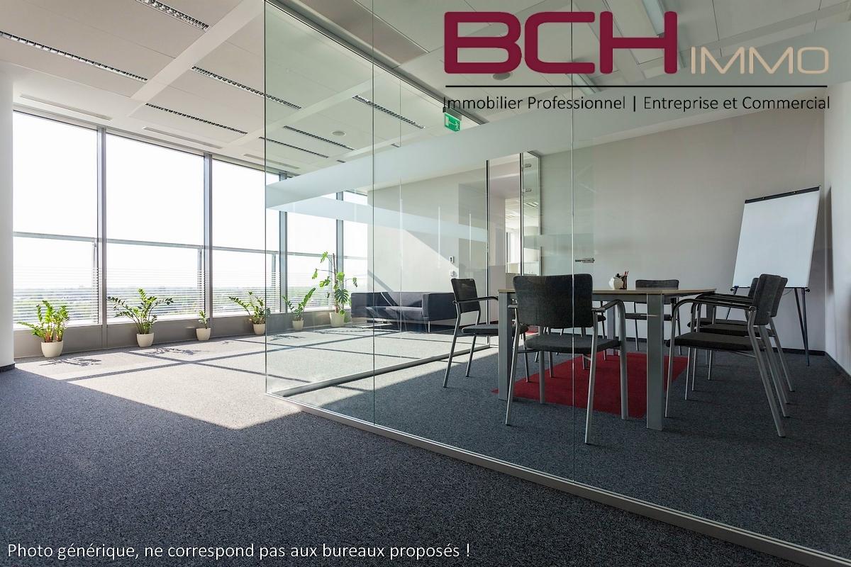 L'agence immobilière BCH IMMO spécialisée en vente et location de bureau lumineux et rénové  à Marseille 13010 la Capellette