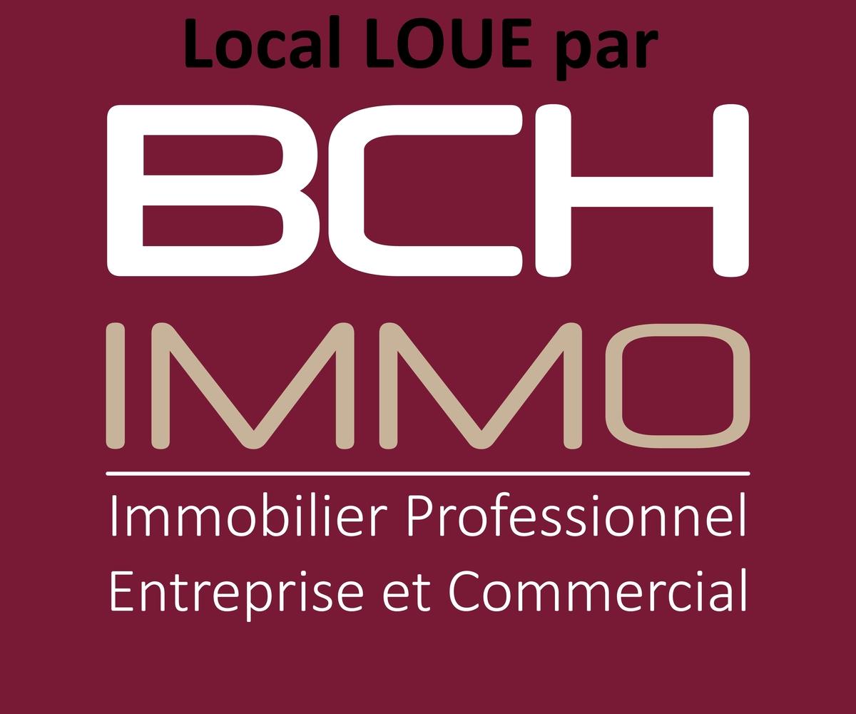 BCH IMMO agence immobilière spécialisée en location de local commercial pour restauration avec extraction de fumée et terrasse à Marseille 13012