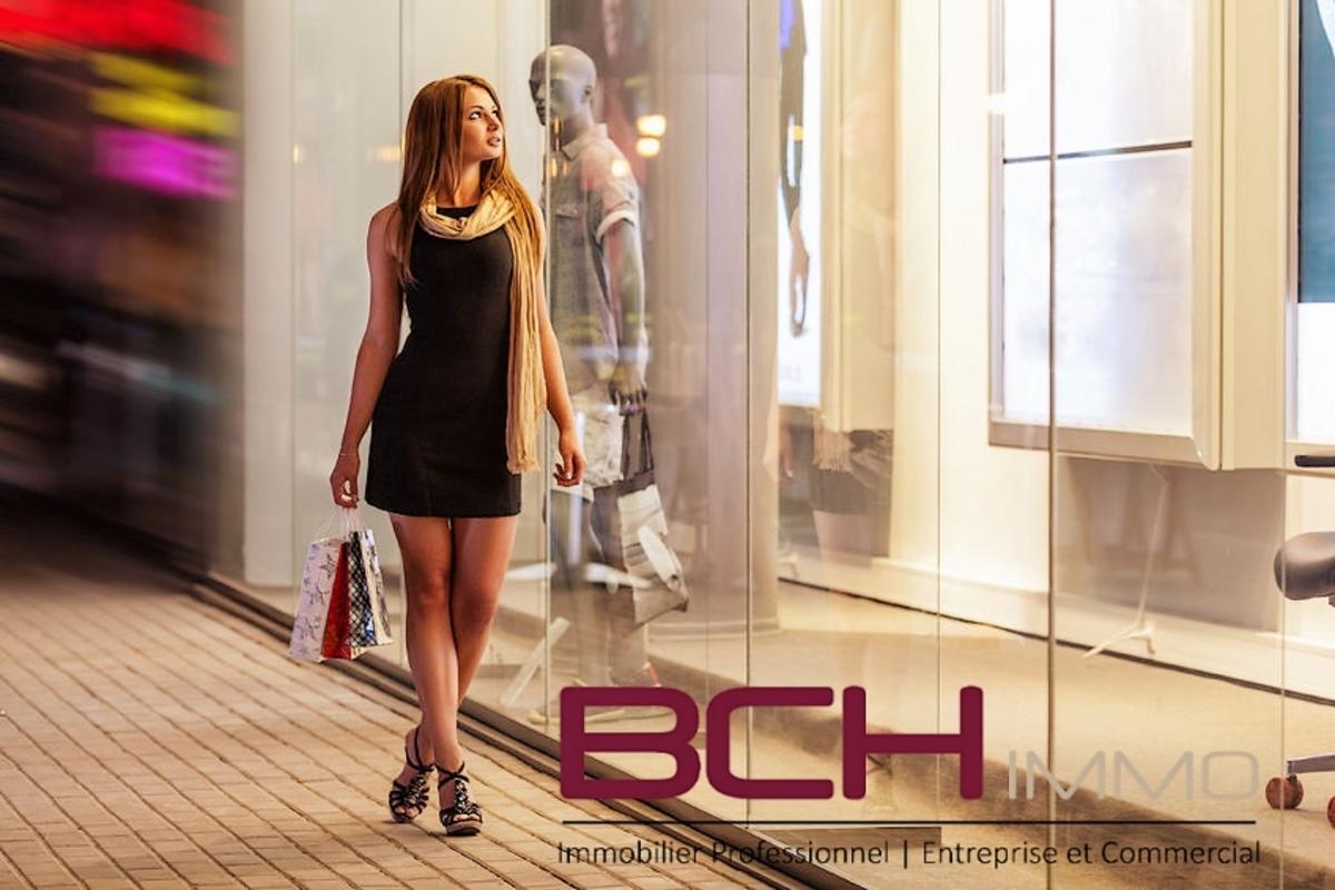 BCH IMMO agence immobilière spécialisée en commerce, local à vendre et à louer rue de Rome à Marseille 13006