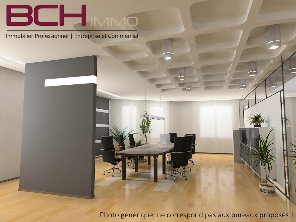 BCH IMMO agence immobilière spécialisée en location et vente de bureau à Marseille 13014 les Arnavaux