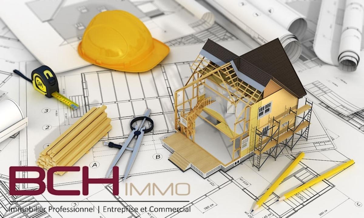de BCH IMMO agence immobilière spécialisée en vente de terrain et bâtiment mixte d'activité et bureaux à Marseille