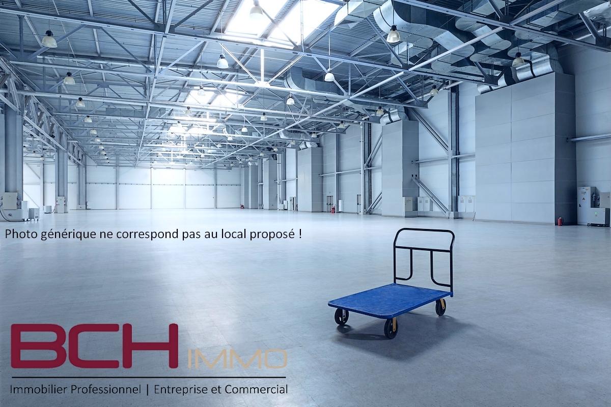 Entrepôts & Locaux d'activité - Gémenos