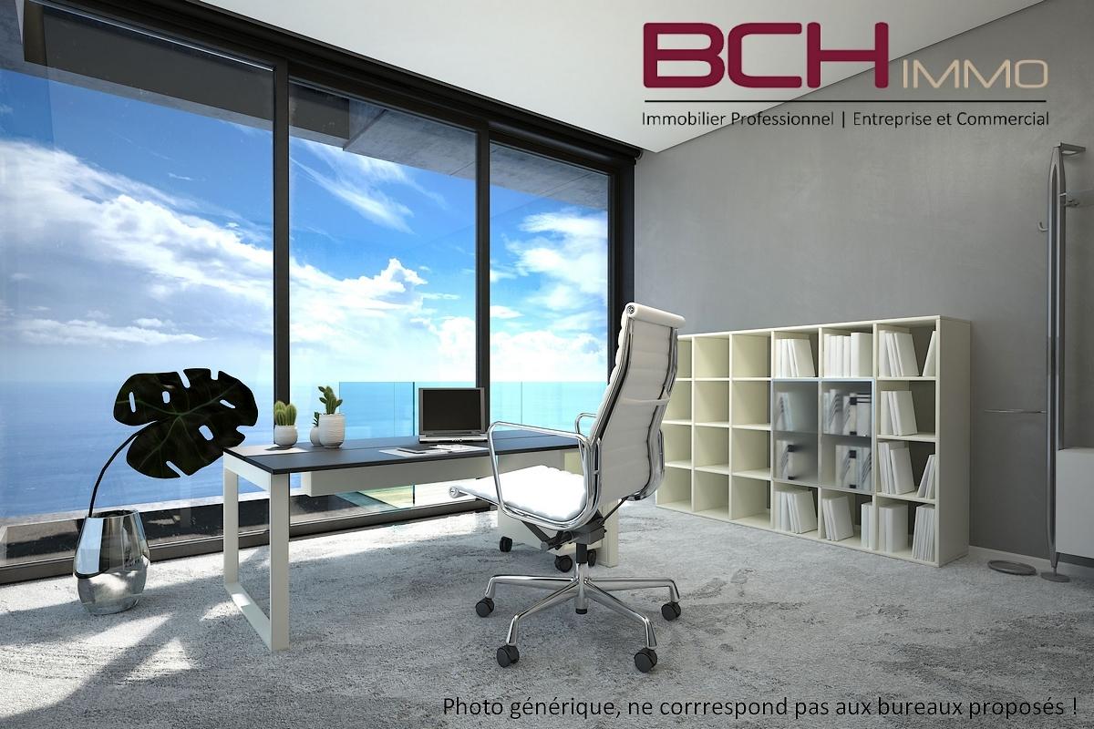 L'agence immobilière BCH IMMO spécialiste en immobilier professionnel, d'entreprise à Marseille, vous propose la location de ces bureaux situés à Marseille 13013, en zone d'activité