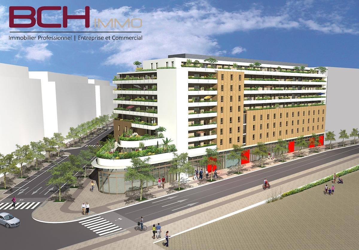 L'agence immobilière BCH IMMO spécialiste en immobilier commercial à Marseille 13010