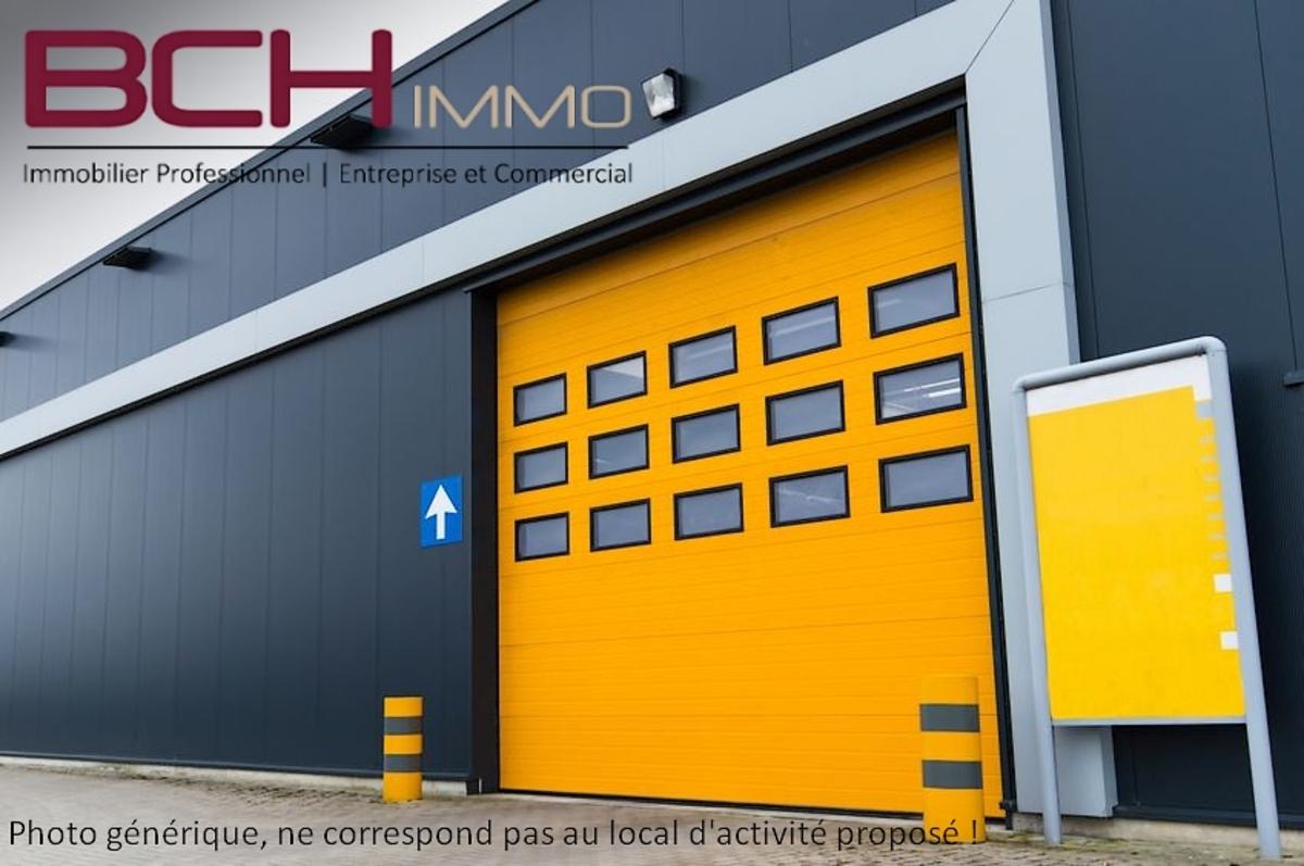 BCH IMMO agence immobilière spécialisée en location de locaux d'activité et entrepôts avec bureaux en zone d'activité à Gémenos 13420