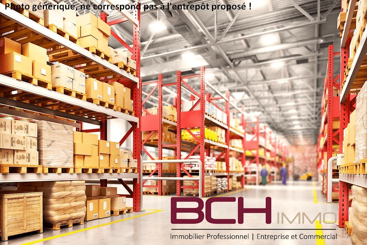 BCH IMMO agence immobilière spécialisée en location d'entrepôts de stockage et locaux d'activité à Marseille 13014 les Arnavaux