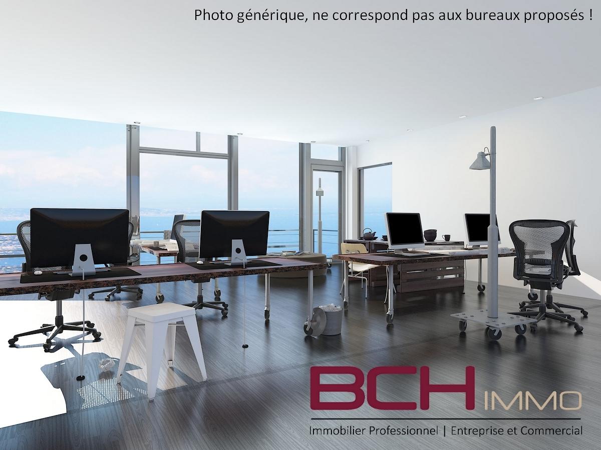 Location bureaux neufs, lumineux, vue mer Marseille 13016
