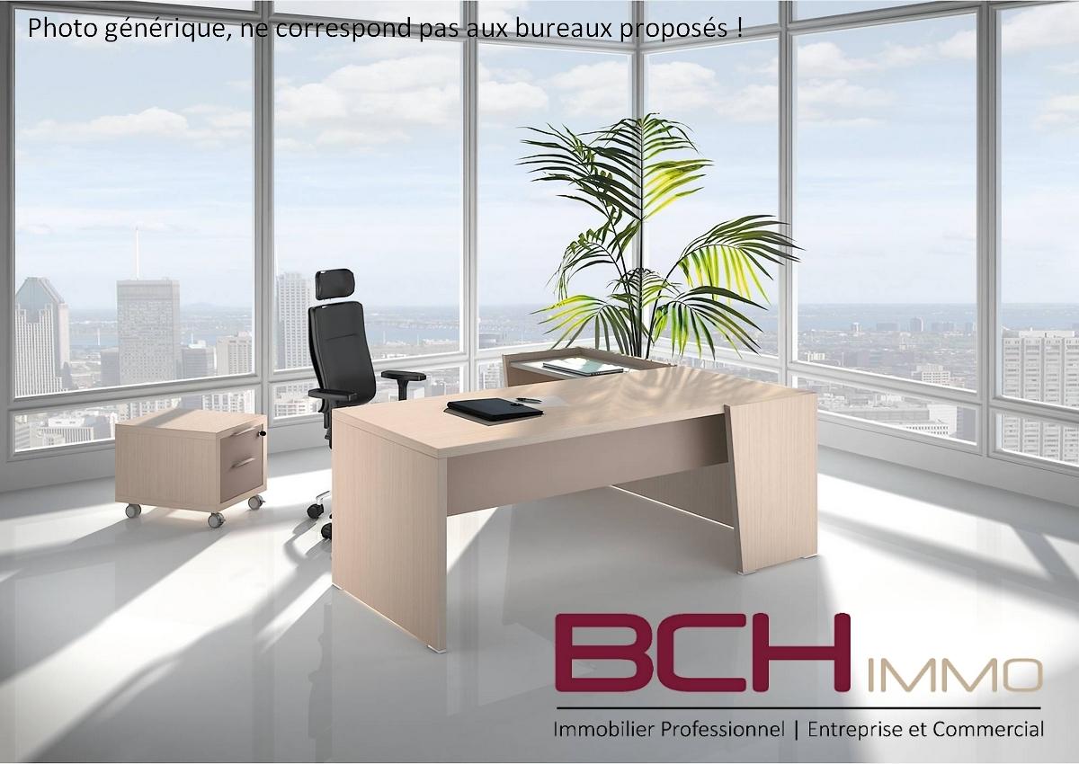 BCH IMMO agence immobilière spécialisée en location de bureaux lumineux  à Marseille 13012