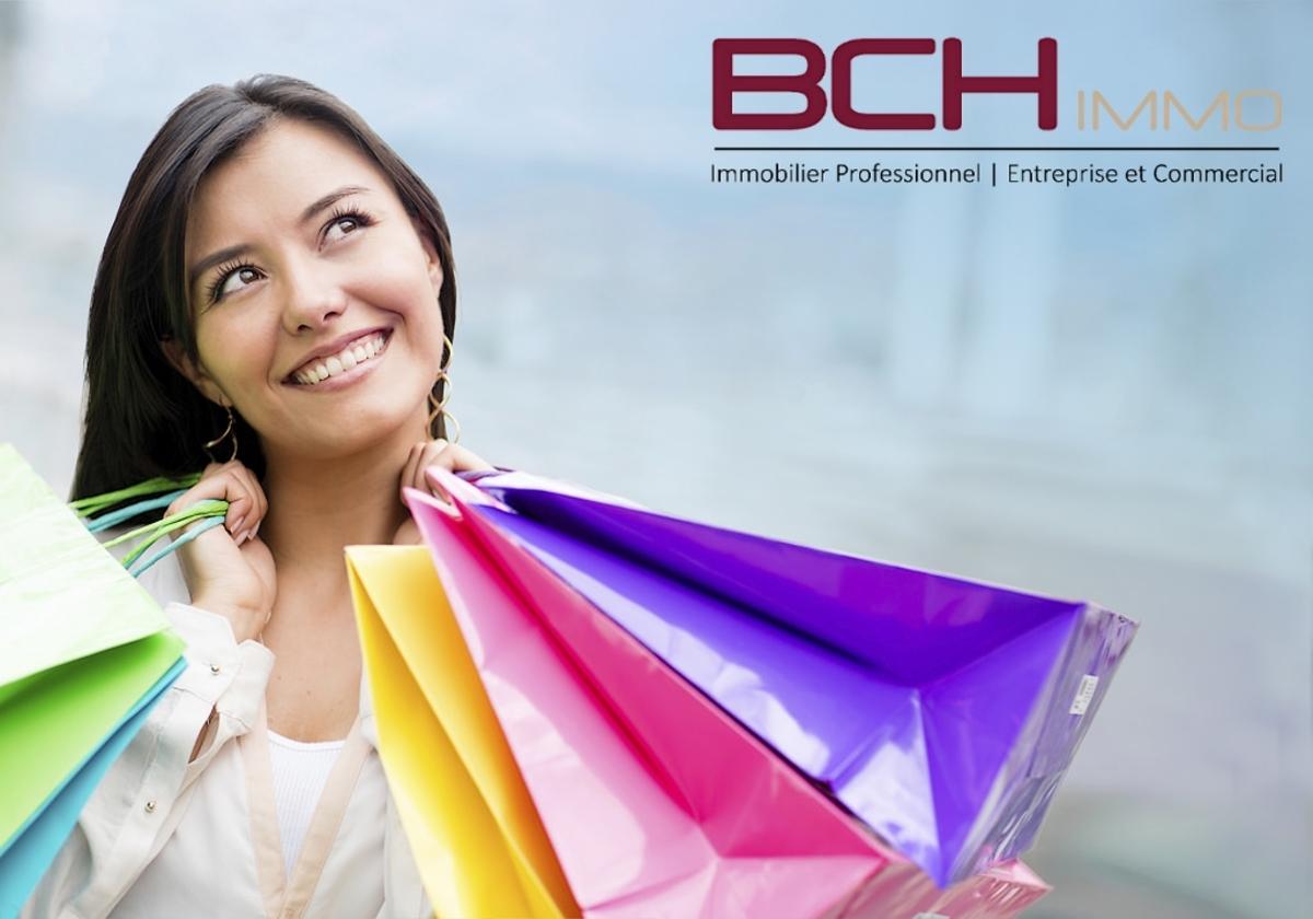 BCH IMMO agence immobilière spécialisée en location et vente de locaux commerciaux et commerces en galerie marchande à la Valentine Marseille 13011