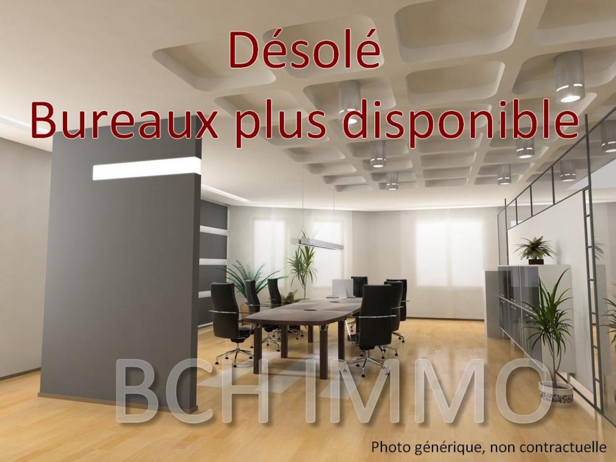 Location bureaux atypiques en bon état situé à proximité du quai de rive neuve sur le Vieux-Port de Marseille 13007