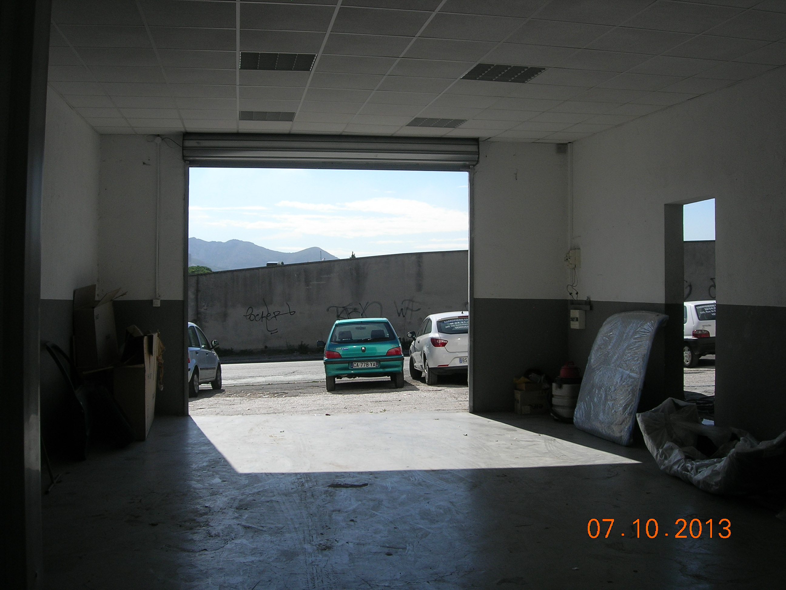 Vente local commercial marseille saint pierre 80m2 d - Garage mecanique marseille ...