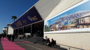 Salon professionnel dédié à l'immobilier commercial MAPIC du 15 au 17 novembre 2017 à Cannes