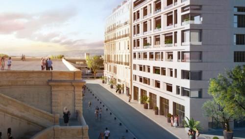 Murs commerciaux à vendre à proximité immédiate des voûtes de la Major à Marseille 13002